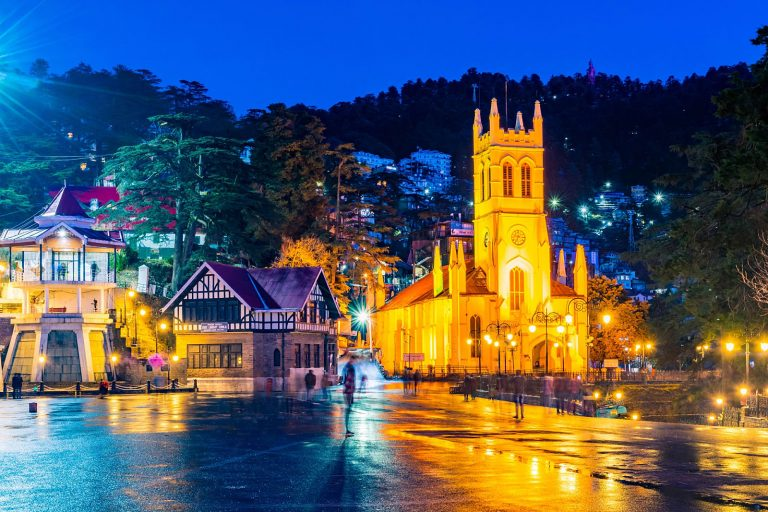 Shimla and Nearby Places
