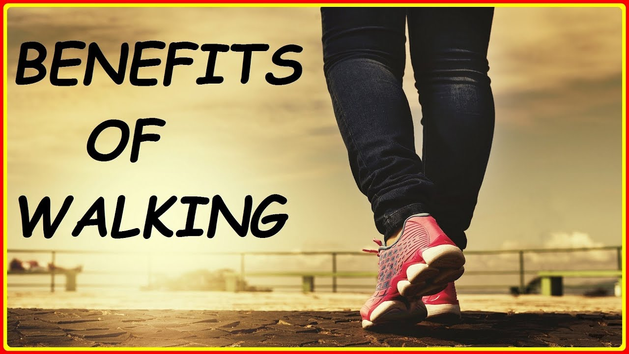 Top Benefits of Walking Daily.