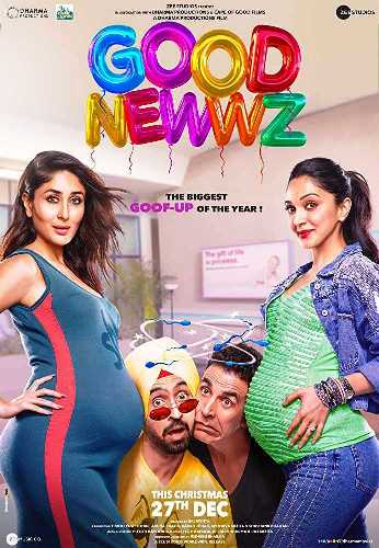 Good Newwz Movie (2019) | Reviews, Cast & Release Date