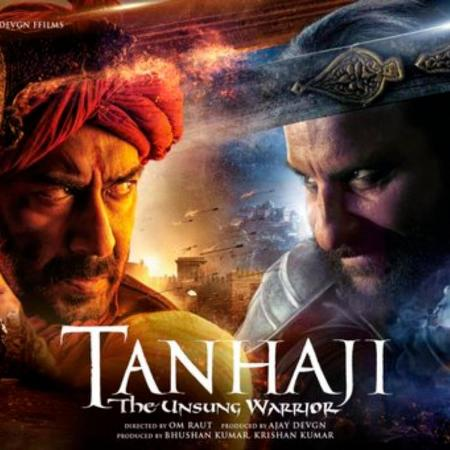 Tanhaji- the unsung warrior- Movie Review & Star Cast
