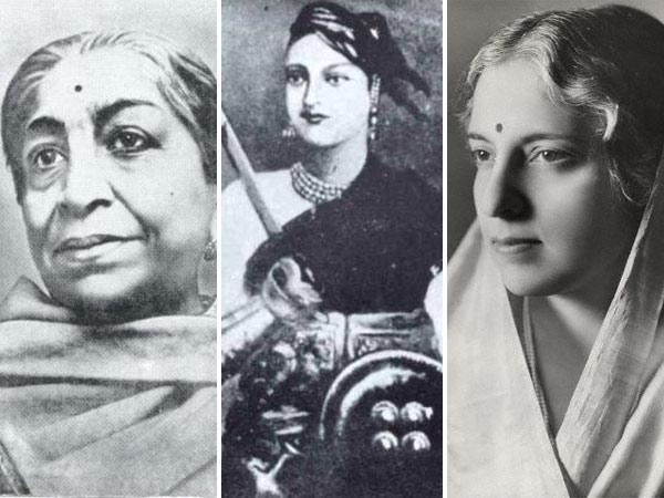 5 women change makers who helped India get its independence